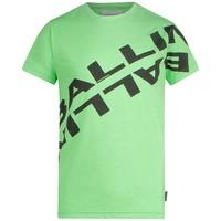 T-shirt with logo print