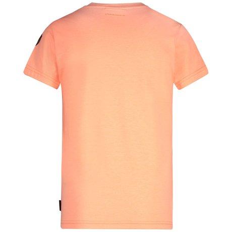 T-shirt met logoprint