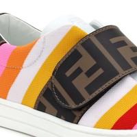 Sneakers FF logoband