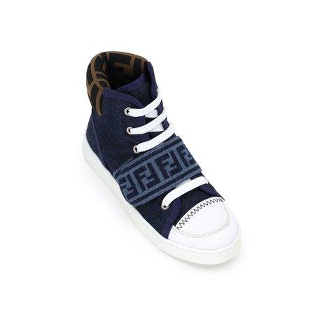 Sneakers halfhoog FF logo