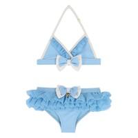 Bikini met franjes