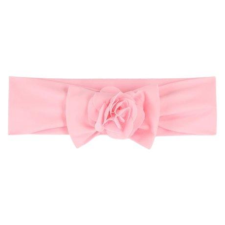 Haarband met bloem