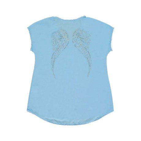 Kaftan met vleugels