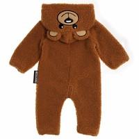 Teddy bear baby suit