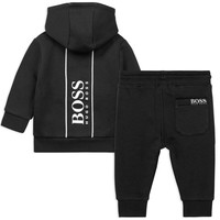 Tracksuit with logo