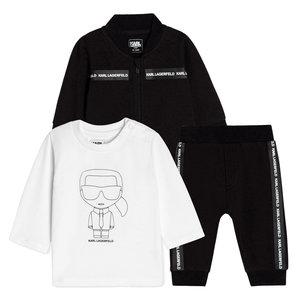 Joggingpak met t-shirt