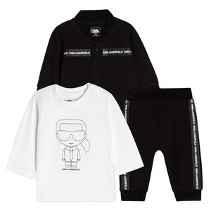 Tracksuit with t-shirt