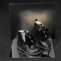 Laarzen met strikken