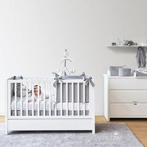Baby bed June