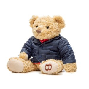 Bentley Teddy beer Birkin