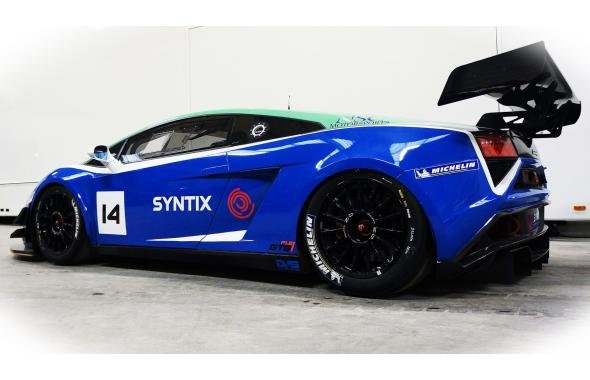 NSC Motorsports-SYNTIX onthult zijn weapons of choice voor 2014