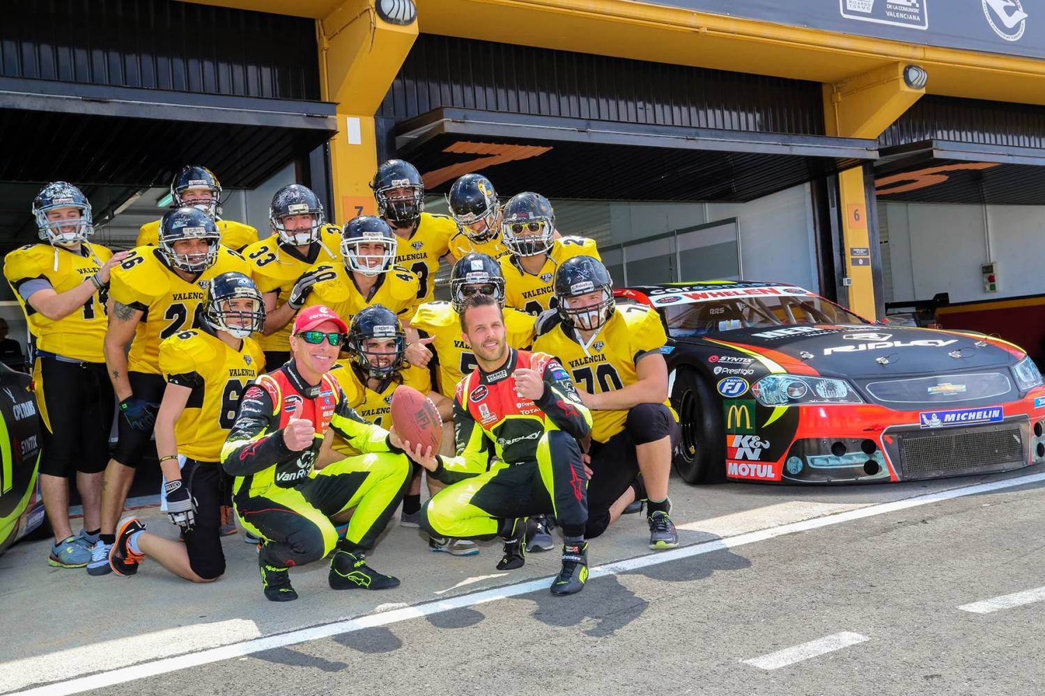 PK Carsport: victorious in Valencia