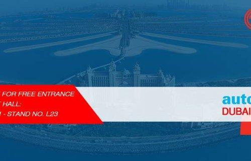 SYNTIX Lubricants is ready for Automechanika Dubai 2017.