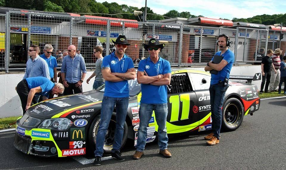 NASCAR EURO: PK Carsport leads championship