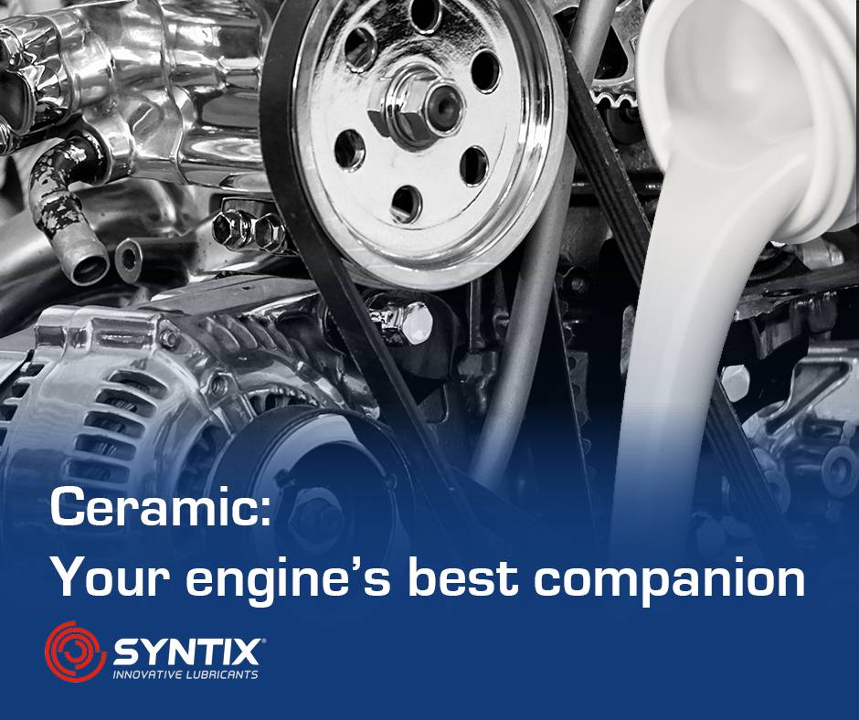 Ceramic: the best companion for your engine oil
