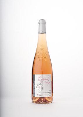 Cabernet d'Anjou - rosé - demi-sec