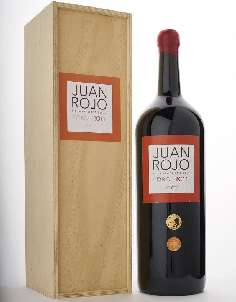 Juan Rojo Crianza - D.O. Toro - Tinta de Toro 5L
