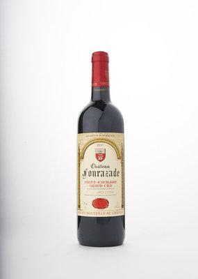 Chateau Fonrazade 2015 St-Emilion Grand Cru rood