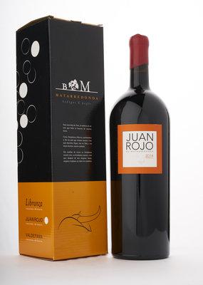 Juan Rojo Crianza - D.O. Toro - Tinta de Toro 1,5L magnum