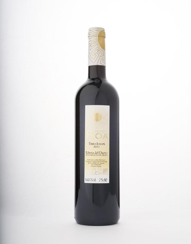 Roa Roble rood - Ribera del Duero - Vinos de Rauda -Tempranillo