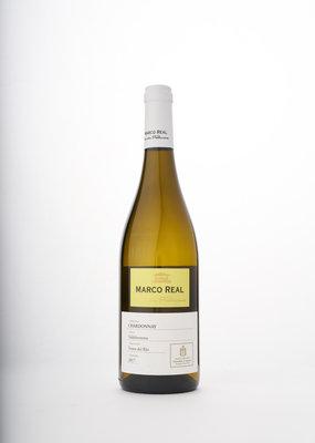 Marco Real - 100% Chardonnay - Pequenas Producciones wit - Navarra