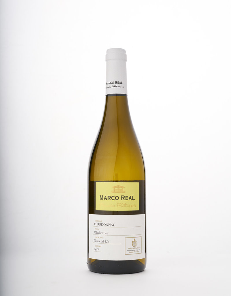 Pequenas Producciones wit - Navarra - Marco Real - Chardonnay