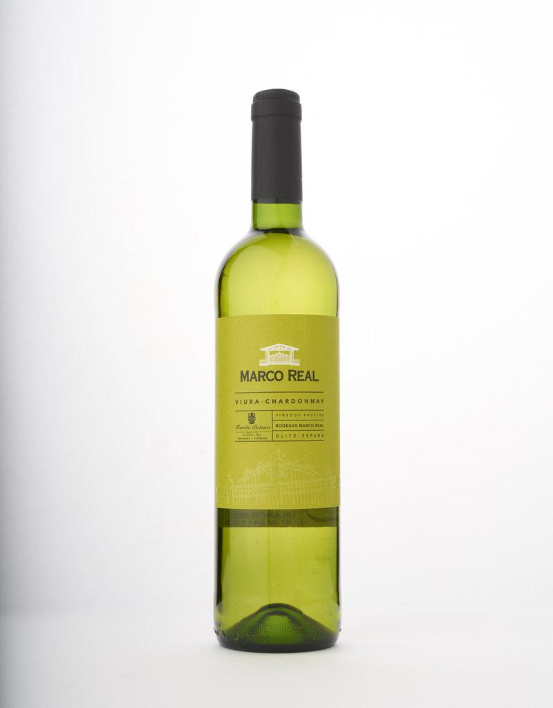 Viura - Chardonnay - Navarra - Marco Real - Viura (Macabeo) - Chardonnay