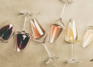 Wijn, mousserende & andere