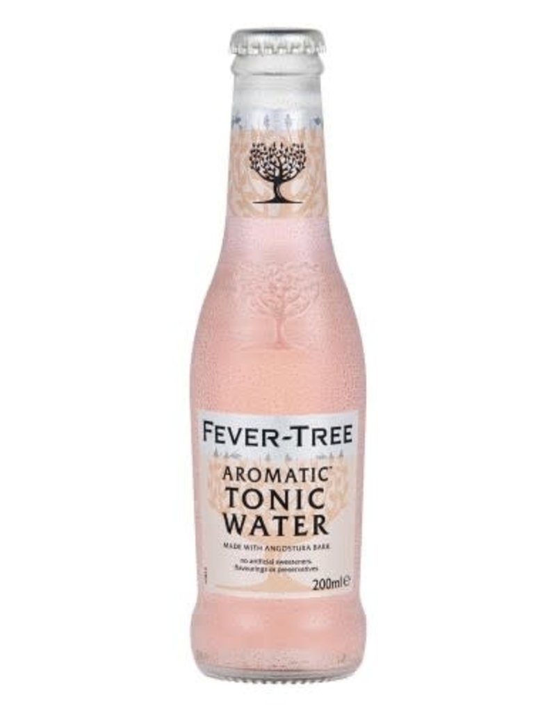 Fever-Tree Aromatic tonic (roos) 1 fl