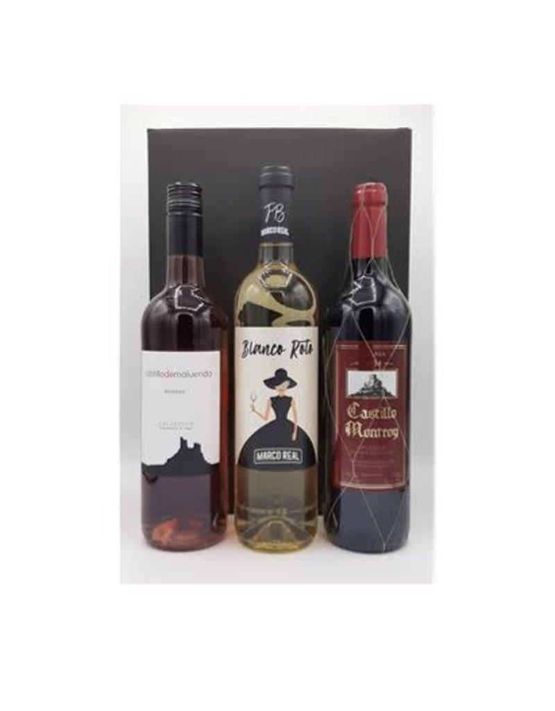 Geschenkdoos Wijn Spanje
