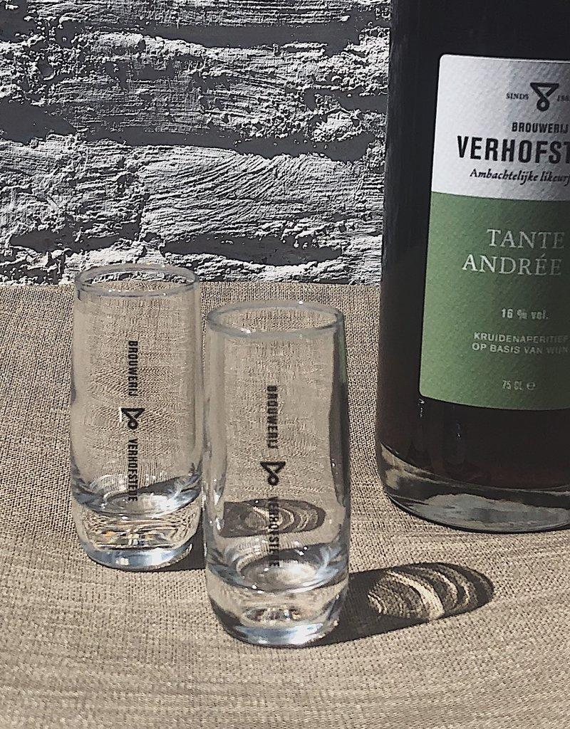 Glas Verhofstede Borrel 6 cl
