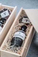 Geschenkkist Edelweiss Gin & kruiden