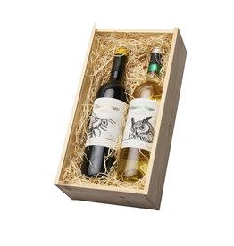 Geschenkkist Bio wijnen