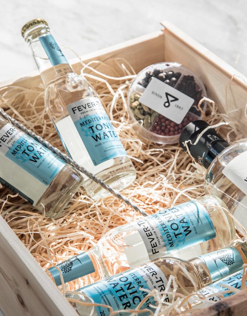 Geschenkkist Edelweiss Gin Tonic