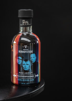 Edelweiss Gin Hooverphonic 20cl