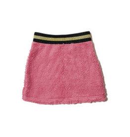 Waaaw Skirt Teddy old pink