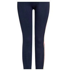 Topitm legging Rowena jersey dark blue
