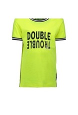 B-nosy Boys ss shirt in fluo color