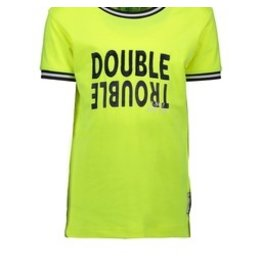 B.Nosy Boys ss shirt in fluo color