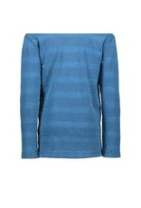 B-nosy Boys ls shirt quilted cotton