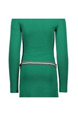 B.Nosy Girls knitted dress with belt