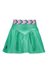 B-nosy Girls coated skirt with elastic