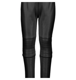 B-nosy Girls coated legging with padded knee part
