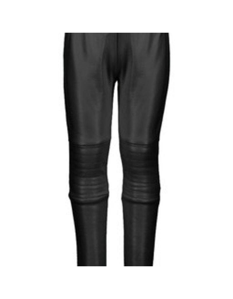 B-nosy Girls coated legging with padded knee part