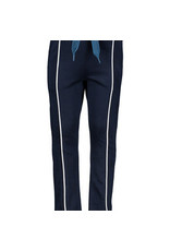 B-nosy Boys long sweatpants with contrast piping at front