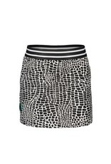 B-nosy Girls ao giraff print sweat skirt