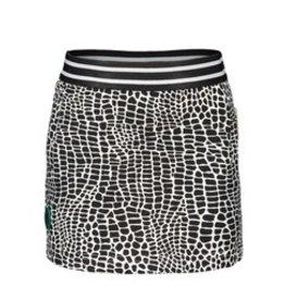 B-nosy Girls ao giraff print sweat skirt