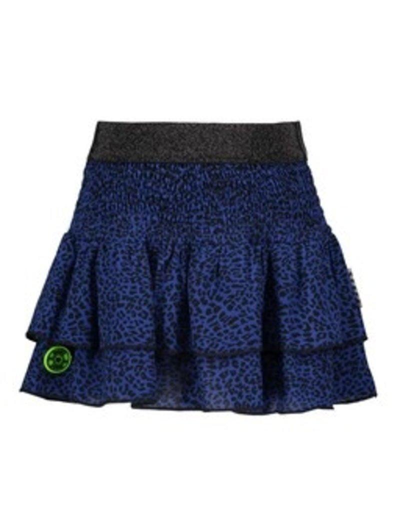 B-nosy Girls 2 layer woven skirt