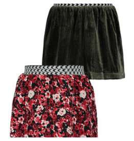 Like Flo Flo girls reversible AO skirt