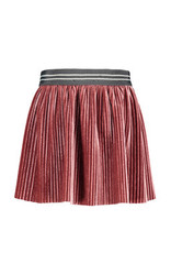 Like Flo Flo baby girls rib velours skirt